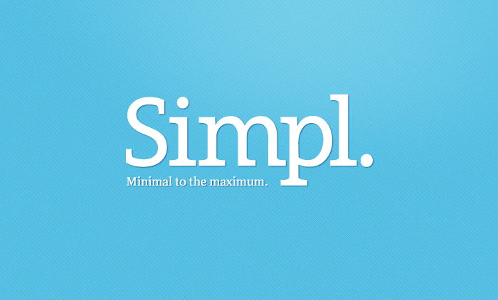 Simpl: A Clean & Classy WordPress Portfolio Theme From Allur.